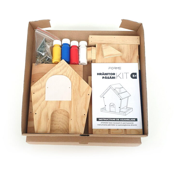 Componente si instructiuni kit